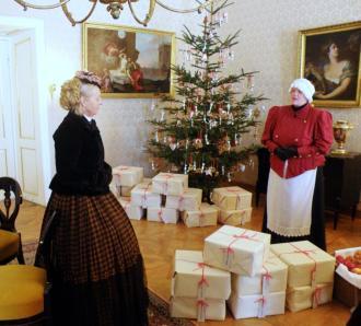 3 Vojvodkyňu Zaháňsku si na Ratibořeckom zámku zahrala pani účtovníčka..JPG