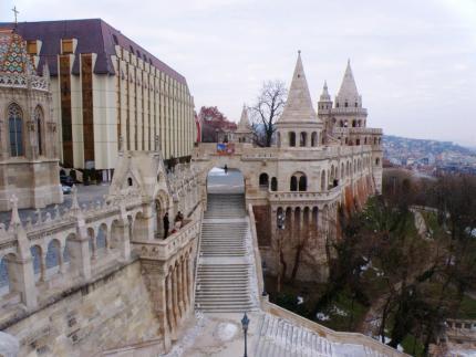 Budapešť Hotel Hilton1.jpg