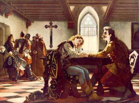 12_peter_zrinsky_vpravo_a_jeho_svagor_frantisek_frankopan_vo_vazeni_hradu_vo_viedenskom_novom_meste_viktor_madarasz_1864.jpg